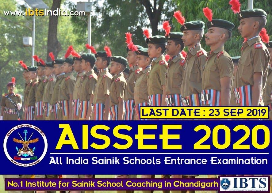 Best Sainik School Exam Coaching in Chandigarh
