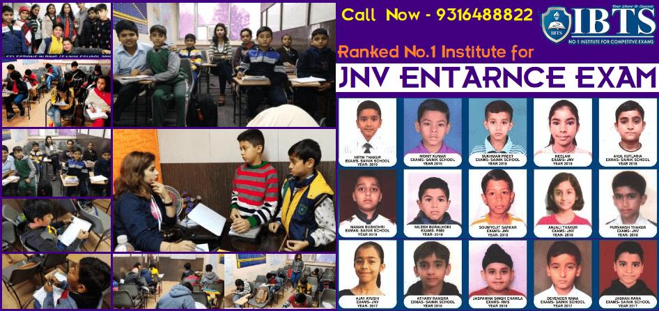 Best Navodaya Vidyalaya Exam Coaching in Chandigarh