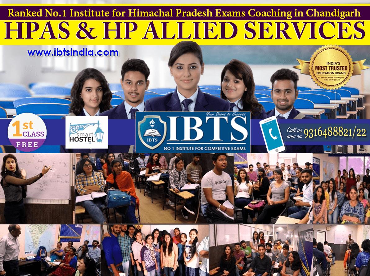 Best HPAS/ HAS Online Coaching - IBTS 9316488821